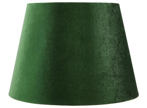 Tienidlo Na Svetlo Greeni - zelená, Štýlový, textil (35cm) - Modern Living