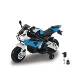 Kindermotorrad Ride-On Bmw S1000rr Blau - Blau/Schwarz, Basics, Kunststoff (109/48/63cm)