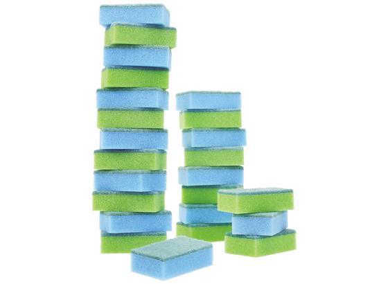 Houba Beate*cenový Trhák* 24 Ks/bal. - modrá/zelená, umělá hmota (58/8/5cm) - Based