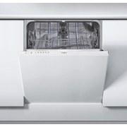 Whirlpool vollintegrierbarer Geschirrspüler Wie 2b16 - Edelstahlfarben, MODERN, Metall (57/82/59,5cm) - WHIRLPOOL
