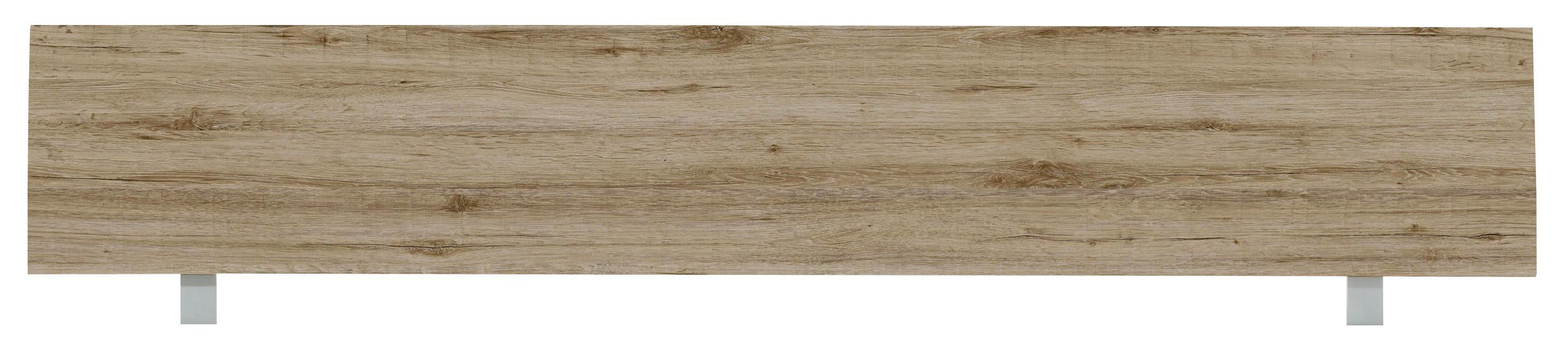 Záhlaví Belia - barvy dubu, Konvenční, dřevo (187cm)