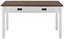Jedálenský Stôl Melanie - farby borovice/biela, Moderný, drevo (150/80/80cm) - Mömax modern living