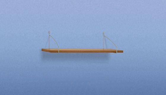 Falipolc Basics Dió - konvencionális (60/20cm)