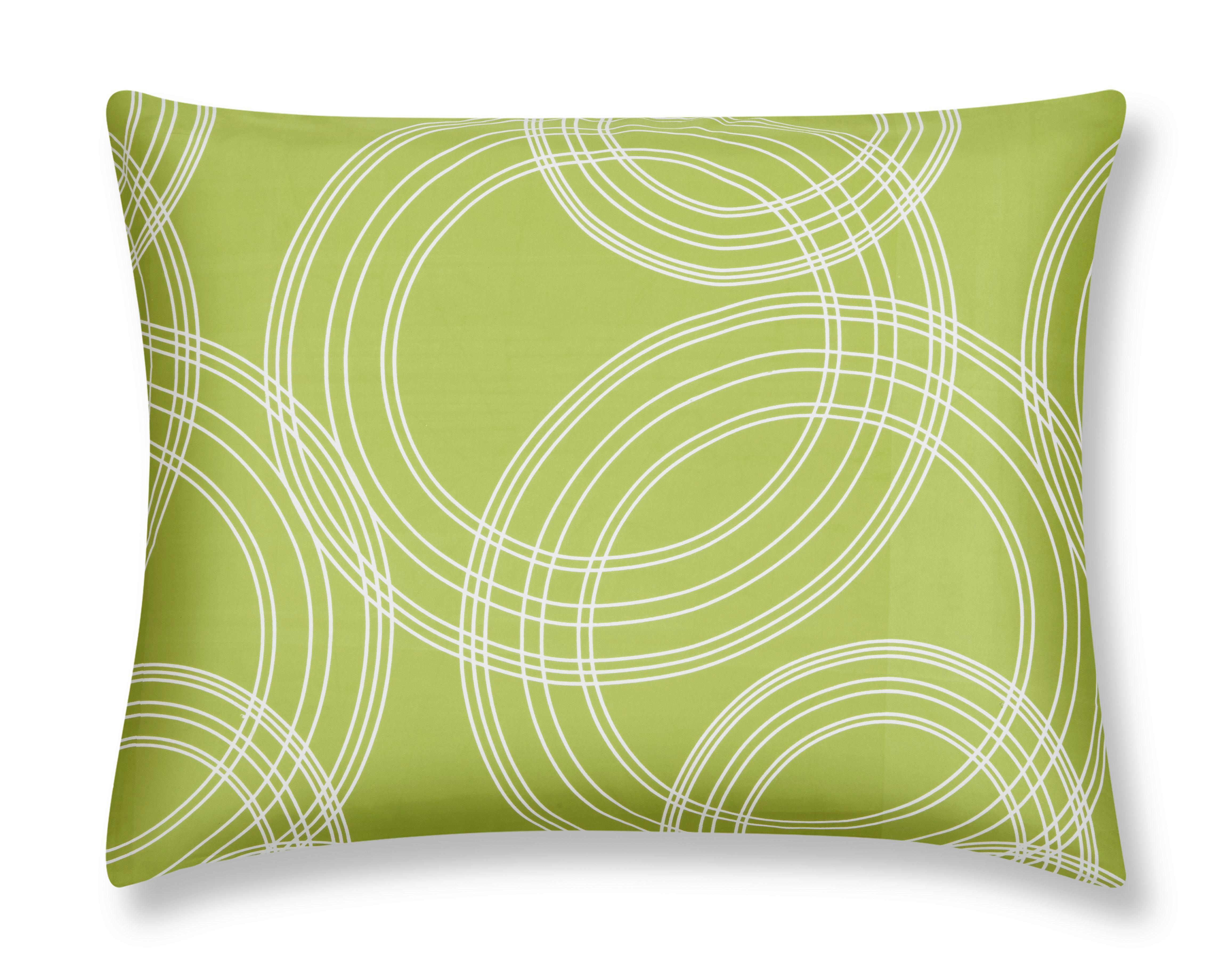 Ágyneműhuzat-garnitúra Bea - zöld, modern, textil - LUCA BESSONI