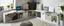 Sedák Anita -ext- - béžová, textil (40/40/4cm) - Mömax modern living