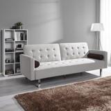Xl Pohovka Chris - prírodné farby, Moderný, drevo/textil (203/85/90/110cm) - Mömax modern living
