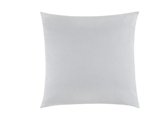 Dekoračný Vankúš Cenový Trhák - svetlosivá, textil (50/50cm) - Based