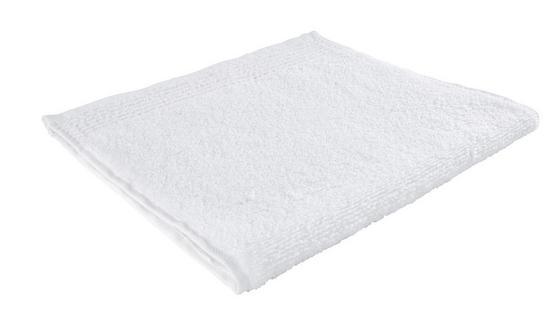Ručník Pro Hosty Melanie - bílá, textil (30/50cm) - Mömax modern living