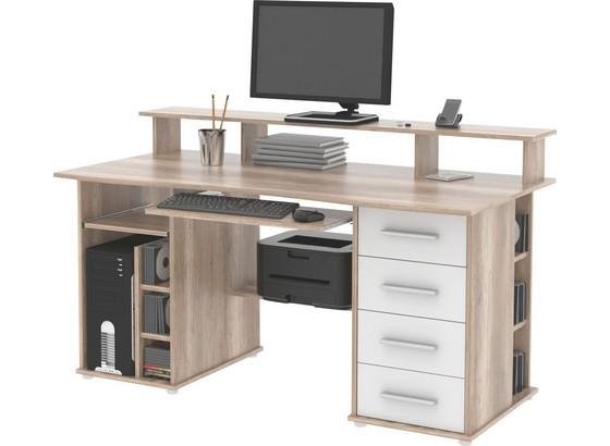 schreibtisch franz online kaufen m belix. Black Bedroom Furniture Sets. Home Design Ideas