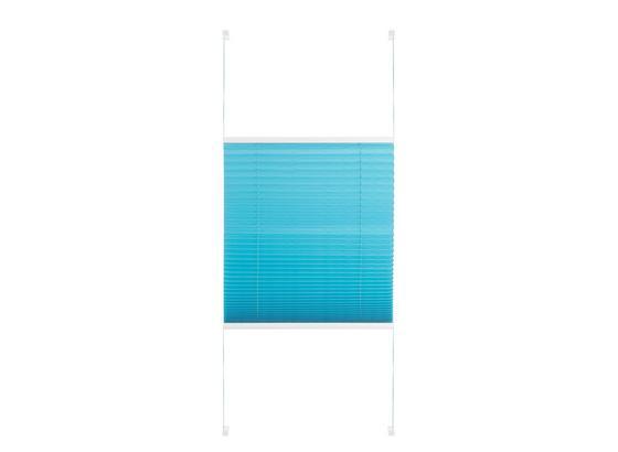 Plisé Free - petrolej, textil (50/130cm) - Premium Living
