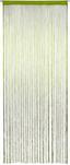 Fadenstore Marietta - Grün, KONVENTIONELL, Textil (90/245cm) - Ombra
