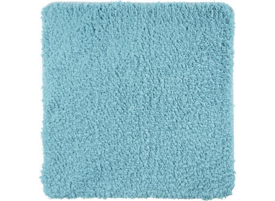 Předložka Koupelnová Christina -top- - světle modrá, textil (50/50cm) - Mömax modern living
