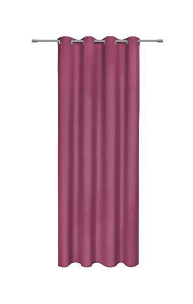 Závěs Hotový Ulli - fialová, textil (140/245cm) - Mömax modern living