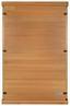 Infrarot Wärmekabine Trendy - Naturfarben, Holz (123/190/103cm)