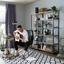 Zatemňovací Závěs Riccardo - antracitová, Moderní, textilie (140/245cm) - Premium Living