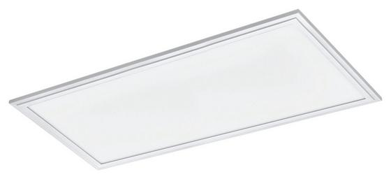 LED-Paneel Salobrena-rgbw - Weiß, MODERN, Kunststoff/Metall (60/30/1,1cm)