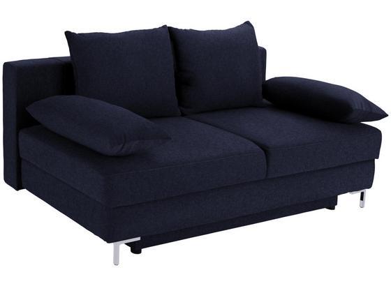 Pohovka S Rozkladom Mix It 1 Š: 200 Cm - modrá/sivá, Moderný, textil (200/92/96cm) - Luca Bessoni