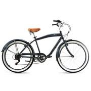 Citybike Beachcruiser 26'' Cruizer 774b - Basics, Metall (180/70cm)