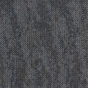 Teppichfliese Quartz 50x50 cm, Dunkelblau - Dunkelblau, MODERN, Textil (50/50cm)