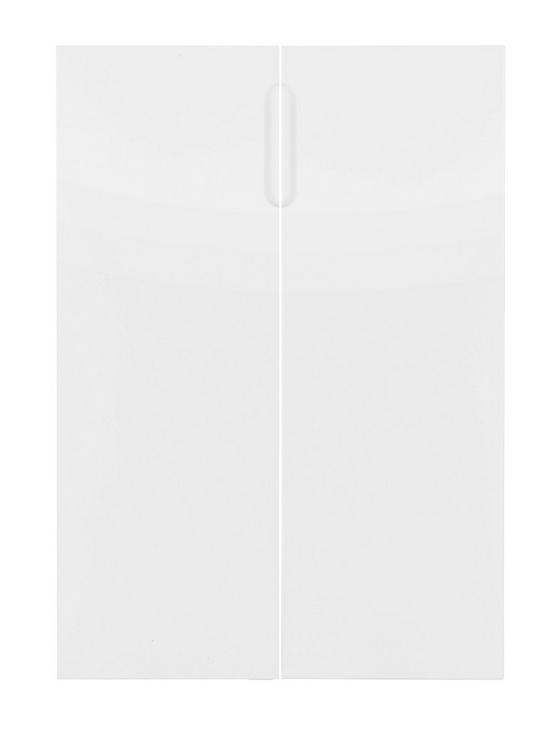 Sada Dveří Line4 - bílá, Moderní, dřevěný materiál (74/103/2cm)