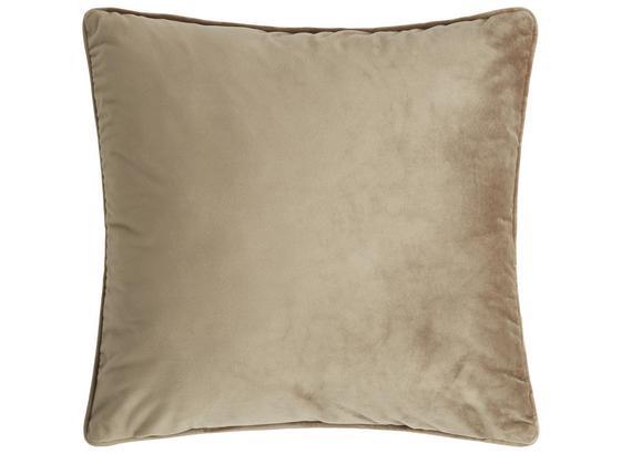Polštář Ozdobný Viola - šampaňská, Konvenční, textil (45/45cm) - Premium Living
