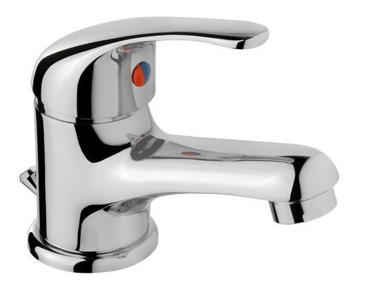Koupelnová Armatura Athos Plus   -sb- - barvy chromu, Konvenční, kov