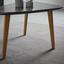 Konferenčný Stolík Kimi - sivá/farby buku, Moderný, kov/drevo (60/90/44,5cm) - Mömax modern living