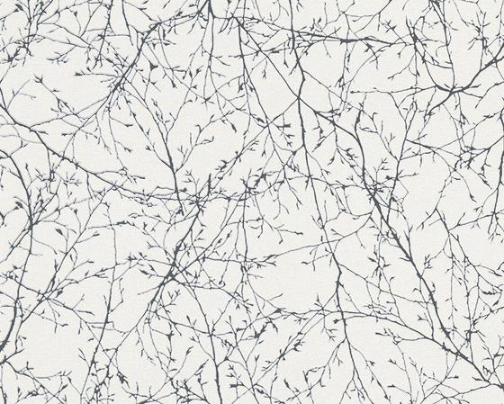 Tapeta Vliesová  30507-3 - barvy stříbra, Konvenční, papír (53/100.5cm)