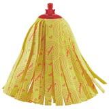 Ersatzmopp Super Mocio Soft - Gelb, KONVENTIONELL, Textil (8.8/36.5/15cm) - Vileda