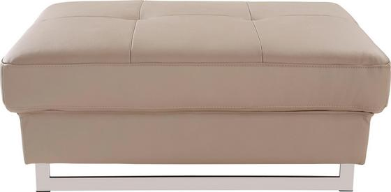 Ülőke Rockstar - Homok, modern, Bőr (96/46/66cm)