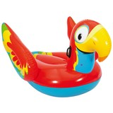 Schwimmtier Peppy Parrot Ride 203x132cm 41127 - Multicolor, MODERN, Kunststoff (203/132cm) - Bestway
