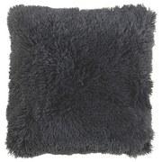 Zierkissen Carina - Anthrazit, MODERN, Textil (45/45cm) - LUCA BESSONI
