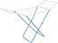 Wäschetrockner Kolibri - Silberfarben, KONVENTIONELL, Metall (180/55/93cm) - Homezone