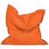 Outdoorsitzsack Meadow B: 160 cm Orange - Orange, Basics, Kunststoff (160/20/50/130cm) - Ambia Garden
