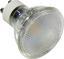 LED-Leuchtmittel 3er-pack - Klar/Weiß, KONVENTIONELL, Glas (5/5,6cm)