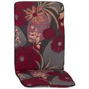 Niederlehner Auflage/ Wendeauflage Bali 96x47cm Bunt - Dunkelrot, Basics, Textil (96/47/5cm)