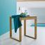Taburet Mirella - farby buku, Moderný, drevo (40/45/40cm) - Mömax modern living