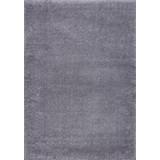 Hochflorteppich Galaxy 60/110 - Hellgrau, MODERN, Textil (60/110cm)