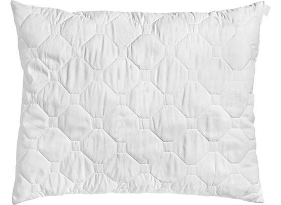 Vankúš Aloe Vera - biela, textil (70/90cm) - Nadana