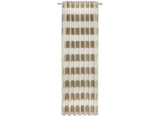 Záves Sonja - sivá, Konvenčný, textil (140/245cm) - Mömax modern living