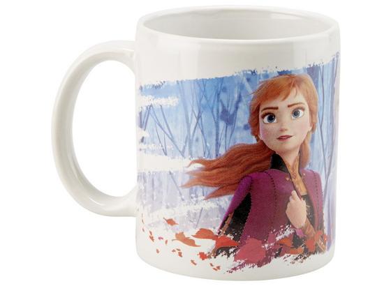 Becher Frozen II - Multicolor, KONVENTIONELL, Keramik (8/9,5cm)