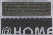Rohožka Cenový Trhák - barvy stříbra, umělá hmota (40cm) - Based