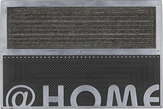 Rohožka Cenový Trhák - barvy stříbra, umělá hmota (40/60cm) - Mömax modern living