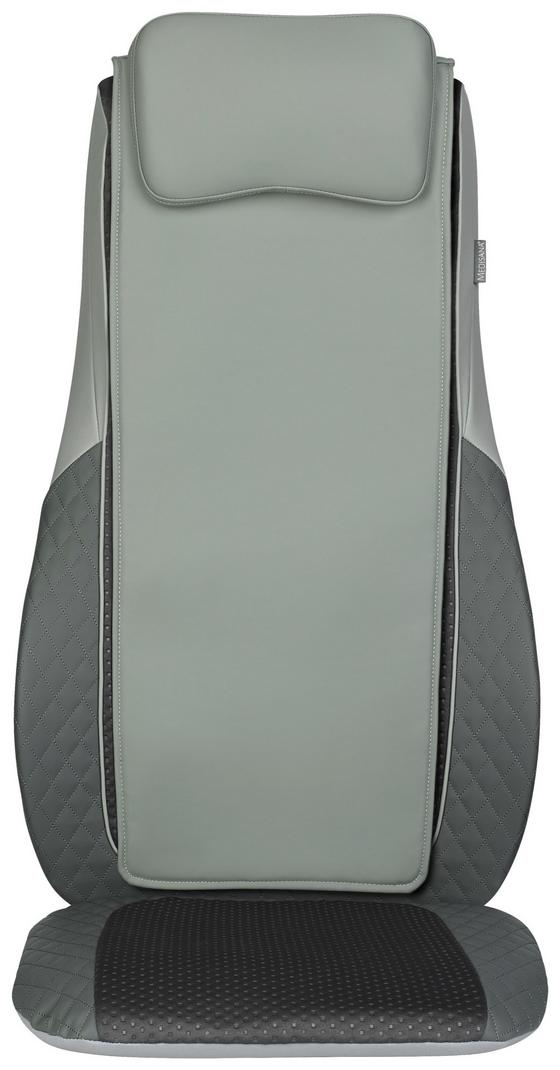 Massagesitzauflage Mc 824 - Grau, MODERN, Textil (135/48/21cm) - Medisana