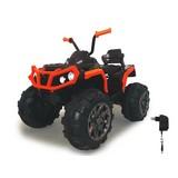 Ride-On Quad Protector Orange - Schwarz/Orange, Basics, Kunststoff (103/65,5/67cm)