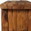 Lowboard Coruna B: 160 cm Teakholz - Naturfarben, Basics, Holz (160/50/45cm)