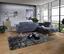 Wohnlandschaft in L-Form Savona 280x230 cm - Anthrazit, MODERN, Textil (280/230cm) - Ombra