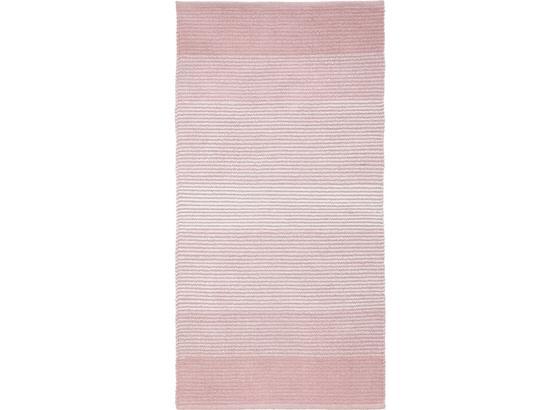 Plátaný Koberec Malto - ružová, Moderný, textil (70/140cm) - Mömax modern living