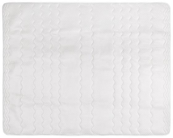 Podložka Na Posteľ Visco -ext- - biela, textil (140/200cm) - Nadana