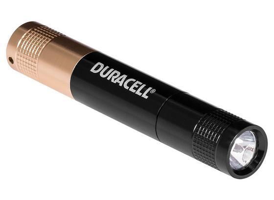 Duracell Taschenlampe Key3 100075 - MODERN, Metall (1,4/8,2cm)